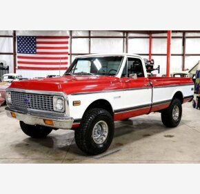 1972 Chevrolet C/K Truck for sale 101093990